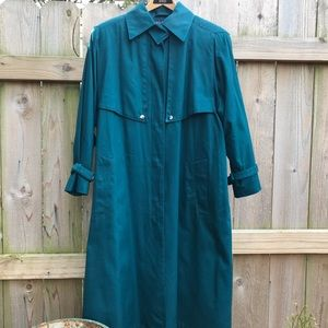 Vintage lined duster